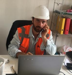 Berksoy Ceylan - İnşaat Mühendisi - Şantiye Şefi